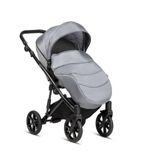 Otroški voziček Tutis Sky 108 Grey 08