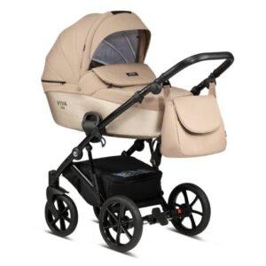 Otroški voziček Tutis Viva life Luxury Amber Gold 061-02