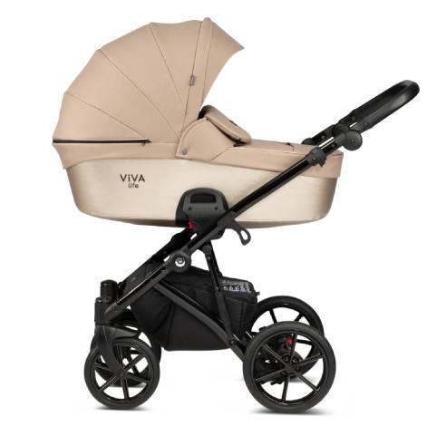 Otroški voziček Tutis Viva life Luxury Amber Gold 061-03