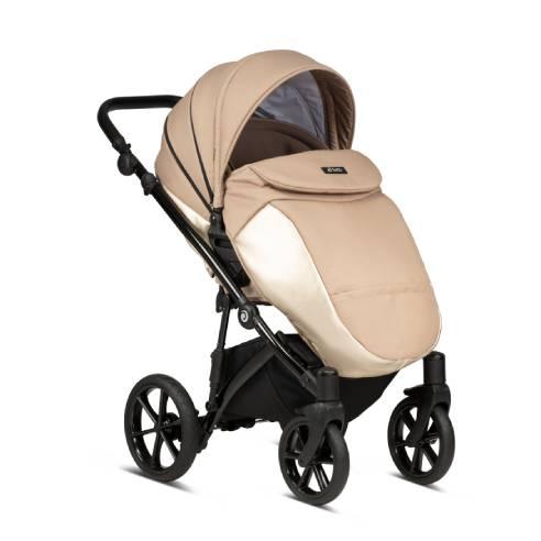Otroški voziček Tutis Viva life Luxury Amber Gold 061-04