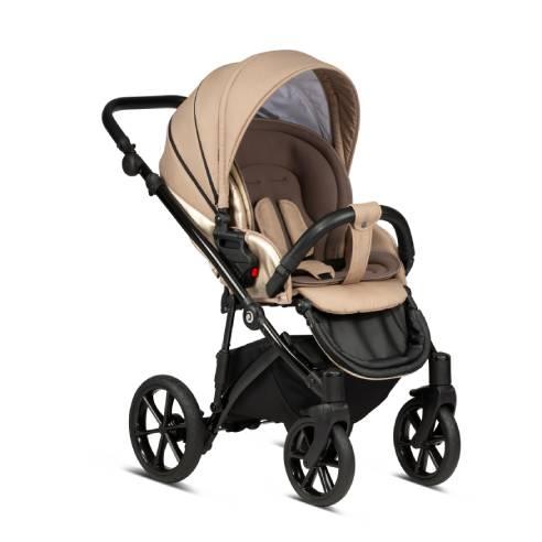 Otroški voziček Tutis Viva life Luxury Amber Gold 061-05
