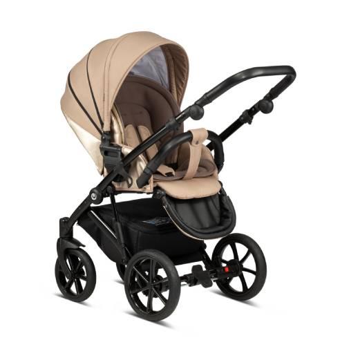 Otroški voziček Tutis Viva life Luxury Amber Gold 061-06