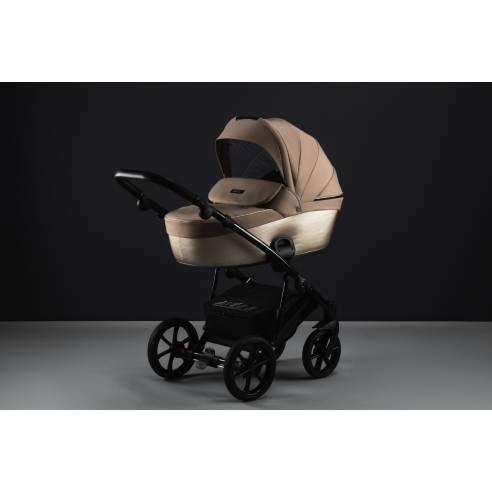 Otroški voziček Tutis Viva life Luxury Amber Gold 061-08