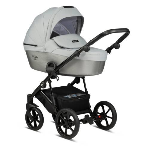 Otroški voziček Tutis Viva life Luxury Cristal 058-02