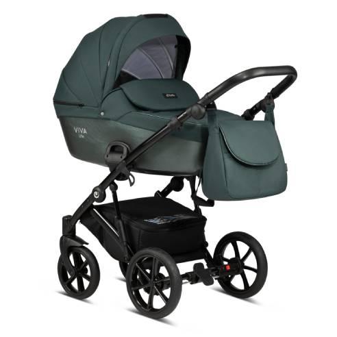 Otroški voziček Tutis Viva life Luxury Emerald 064-01