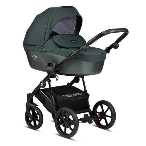 Otroški voziček Tutis Viva life Luxury Emerald 064-02