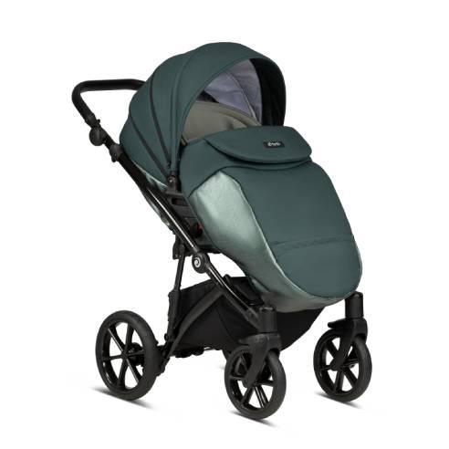 Otroški voziček Tutis Viva life Luxury Emerald 064-04