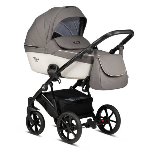 Otroški voziček Tutis Viva life Luxury Moonstone 059-01