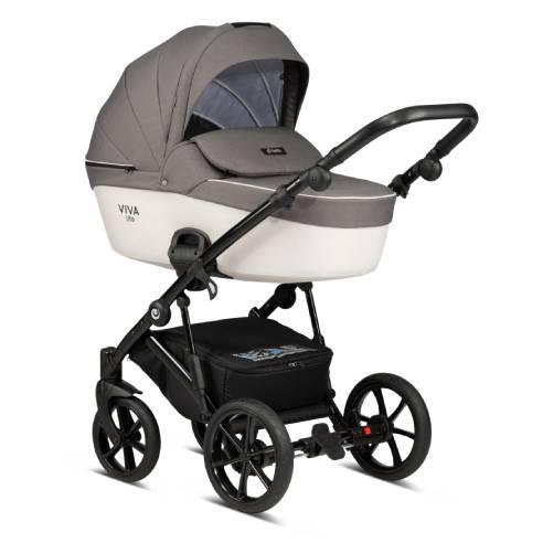 Otroški voziček Tutis Viva life Luxury Moonstone 059-02