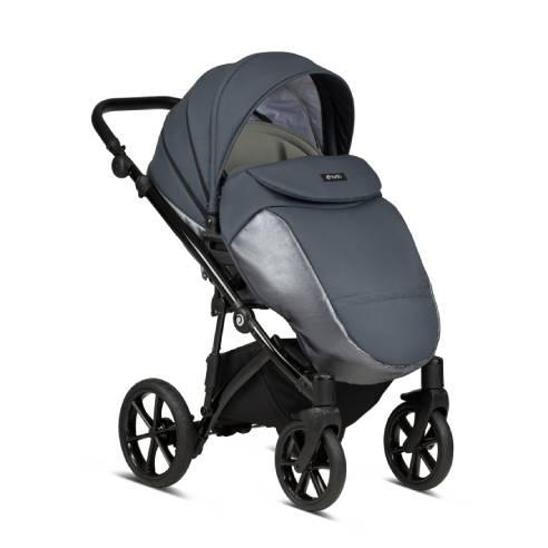 Otroški voziček Tutis Viva life Luxury Obsidian 060-04