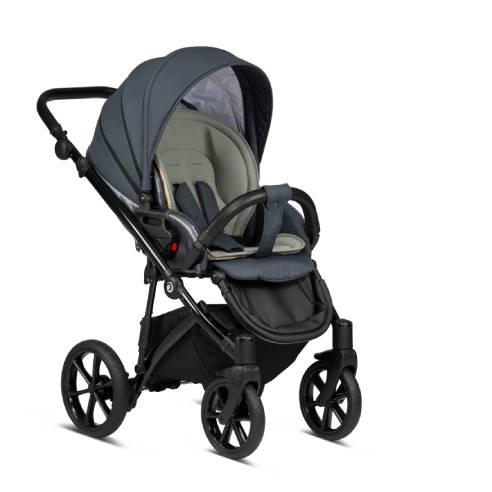Otroški voziček Tutis Viva life Luxury Obsidian 060-05