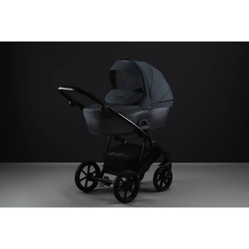 Otroški voziček Tutis Viva life Luxury Obsidian 060-08