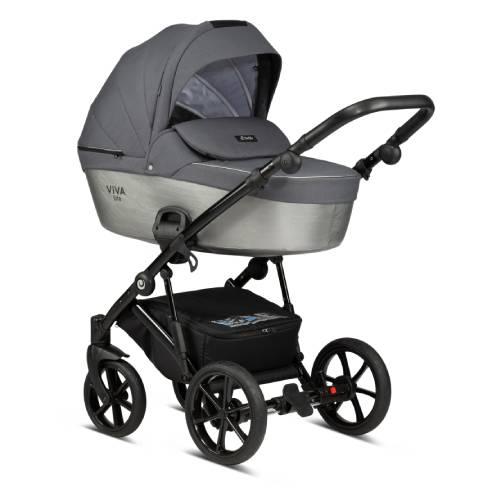 Otroški voziček Tutis Viva life Luxury Pearl 065-02