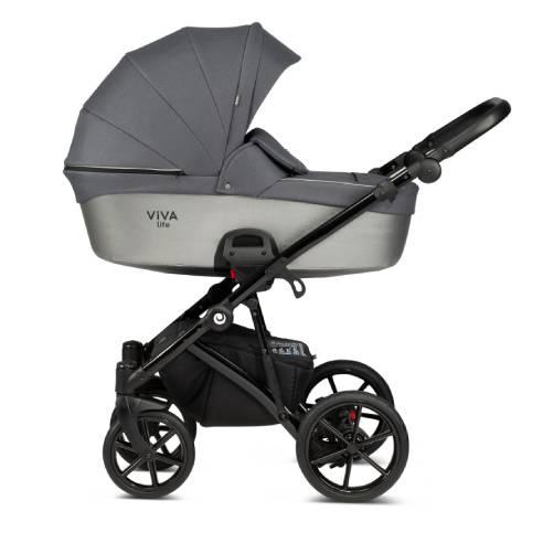 Otroški voziček Tutis Viva life Luxury Pearl 065-03