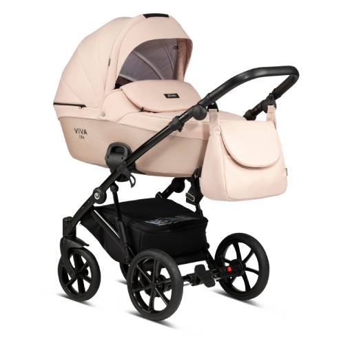 Otroški voziček Tutis Viva life Luxury Rose Quartz 062-01