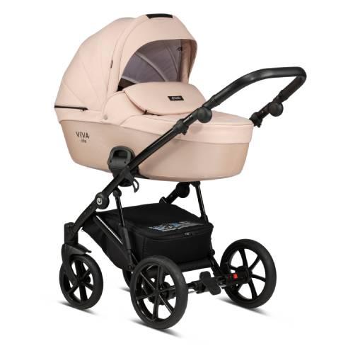 Otroški voziček Tutis Viva life Luxury Rose Quartz 062-02