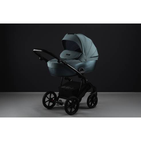 Otroški voziček Tutis Viva life Luxury Turquoise 063-08