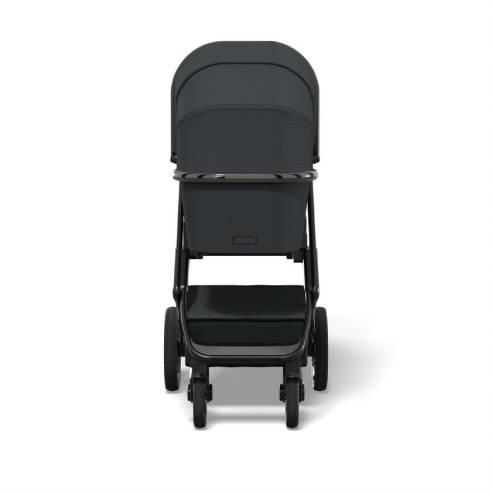 Otroški voziček Moon Style Black chrome 04