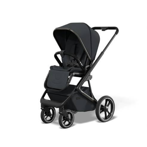 Otroški voziček Moon Style Black chrome 05