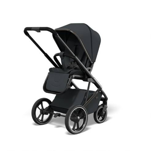 Otroški voziček Moon Style Black chrome 07