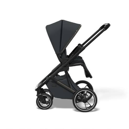 Otroški voziček Moon Style Black chrome 09