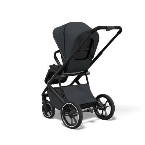 Otroški voziček Moon Style Black chrome 10