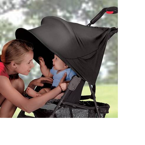 Univerzalni senčnik za otroški voziček 01