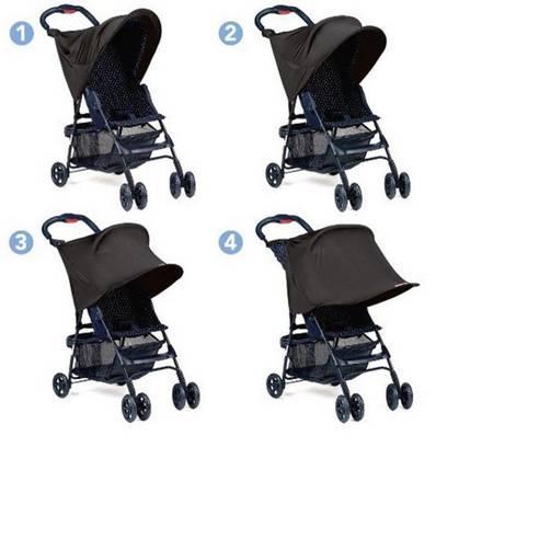 Univerzalni senčnik za vozičke, Summer Infant Rayshade®