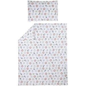 Otroška postelnina 100x135cm Meyco Živalice 03