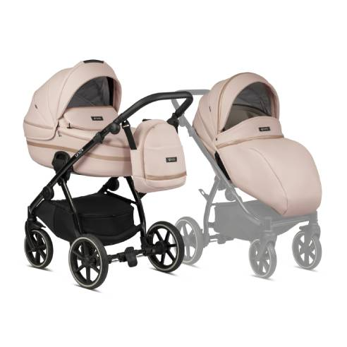 Otroški voziček Tutis Uno 3+ Peach 197-07