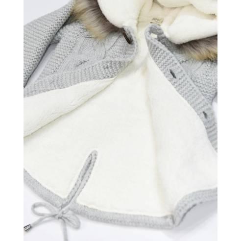 zimska jopica za dojenčka