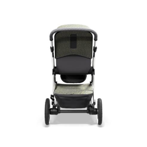 Otroški voziček Monn Relaxx Ice Flower Edition 10
