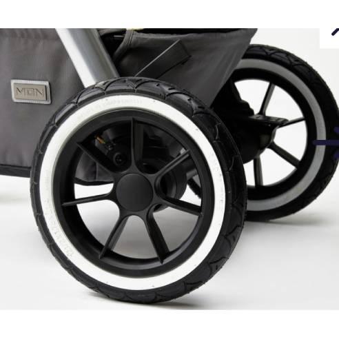 Otroški voziček Monn Relaxx Ice Flower Edition 22