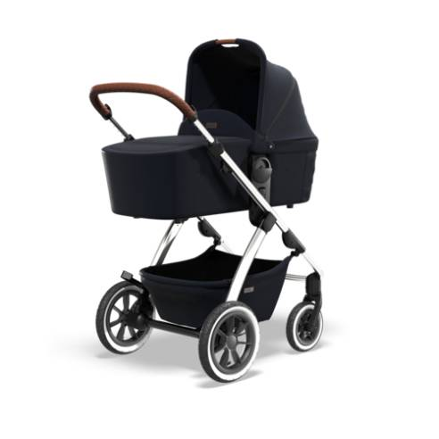 Otroški voziček Moon Edition Navy 01