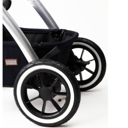 Otroški voziček Moon Edition Navy 15