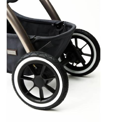 Otroški voziček Moon Relaxx Anthrazit 14