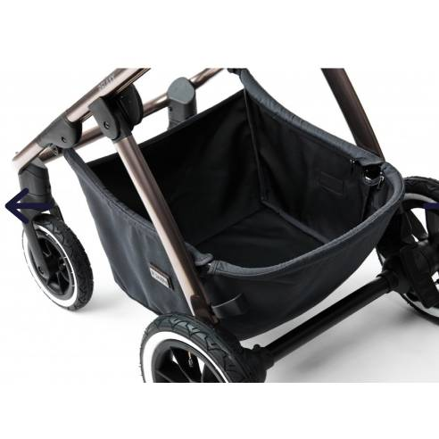 Otroški voziček Moon Relaxx Anthrazit 15