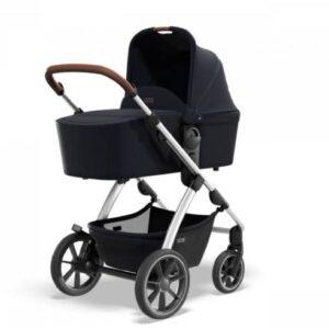 Otroški voziček Moon Relaxx Basic Navy 01