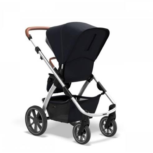 Otroški voziček Moon Relaxx Basic Navy 10