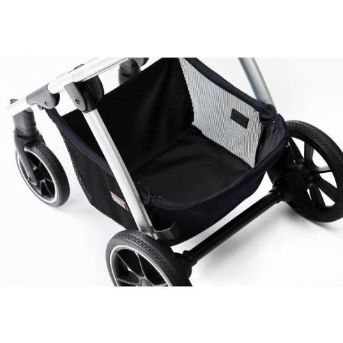Otroški voziček Moon Relaxx Basic Navy 14