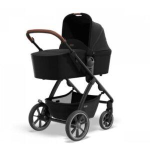 Otroški voziček Moon Relaxx Basic black 01