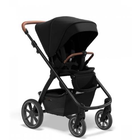 Otroški voziček Moon Relaxx Basic black 05