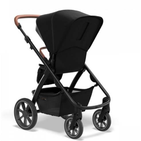 Otroški voziček Moon Relaxx Basic black 07