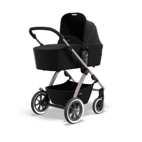 Otroški voziček Moon Relaxx Edition blac 01
