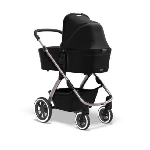 Otroški voziček Moon Relaxx Edition blac 02