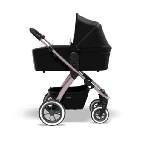 Otroški voziček Moon Relaxx Edition blac 03