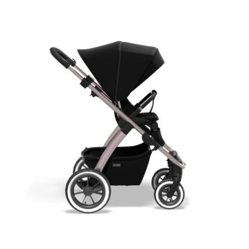 Otroški voziček Moon Relaxx Edition blac 08