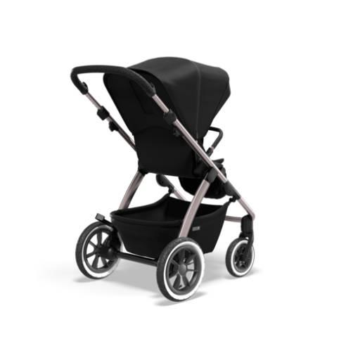 Otroški voziček Moon Relaxx Edition blac 09