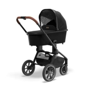 Otroški voziček Moon Resea S Basic 2022 black 01