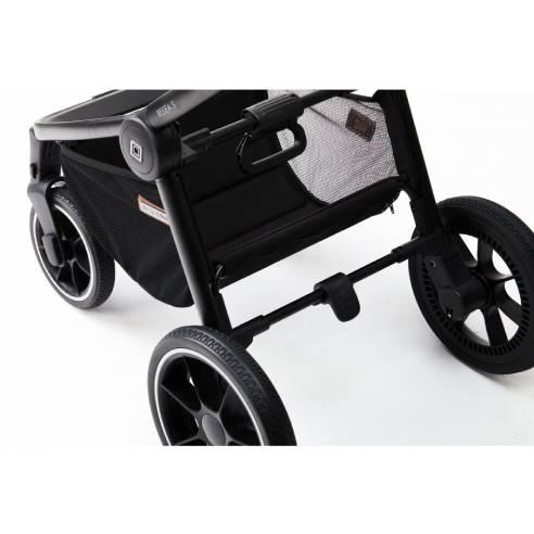 Otroški voziček Moon Resea S Basic 2022 black 12